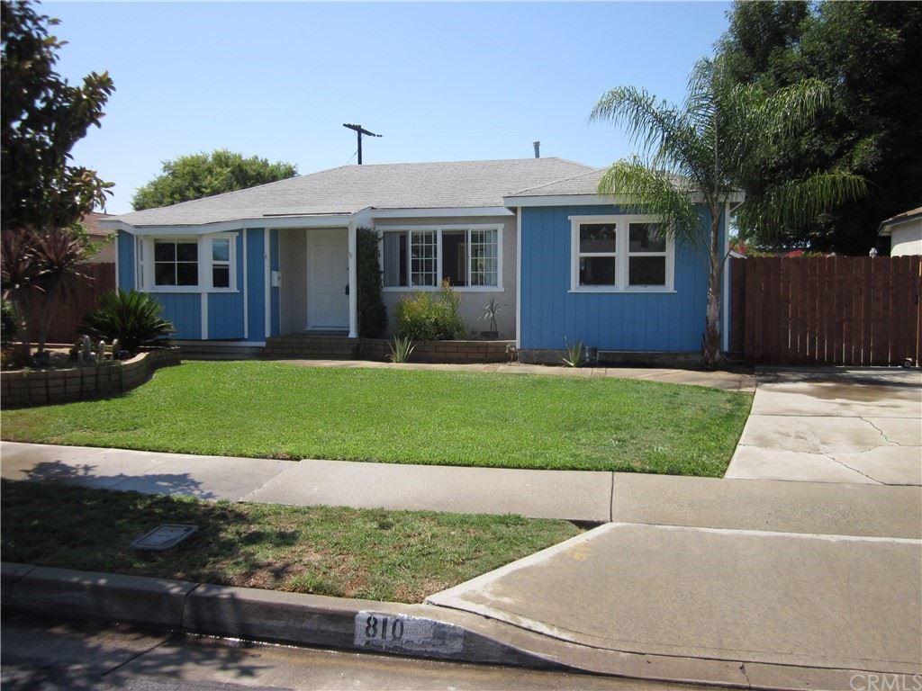 Photo of 810 W Heather Avenue, La Habra, CA 90631 (MLS # OC21165667)