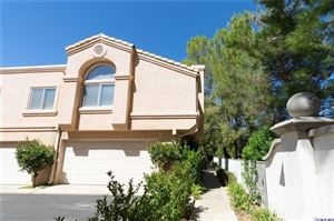 Photo of 25112 Steinbeck Avenue #H, Stevenson Ranch, CA 91381 (MLS # 319003668)