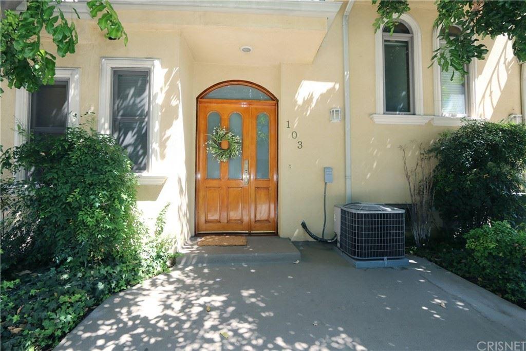 216 N Buena Vista Street #103, Burbank, CA 91505 - MLS#: SR21139668