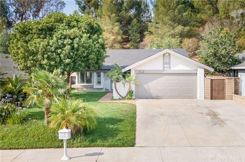 Photo of 22940 Calvello Drive, Valencia, CA 91354 (MLS # SR21150669)