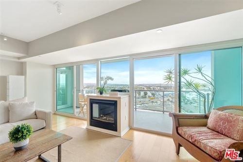 Photo of 13600 Marina Pointe Drive #907, Marina del Rey, CA 90292 (MLS # 21723670)