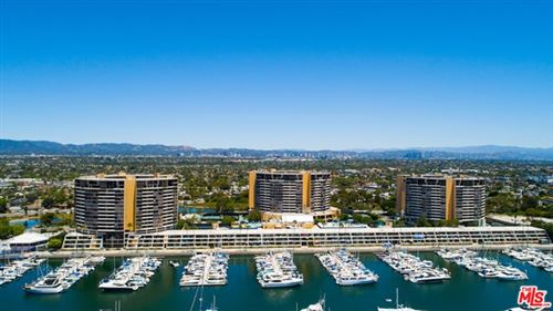 Photo of 4265 Marina City Drive #1115, Marina del Rey, CA 90292 (MLS # 21727670)