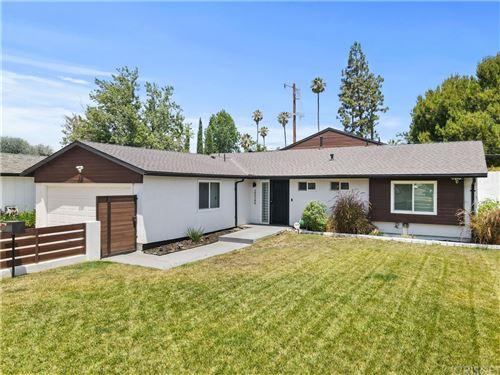 Photo of 23349 Friar Street, Woodland Hills, CA 91367 (MLS # SR21164670)