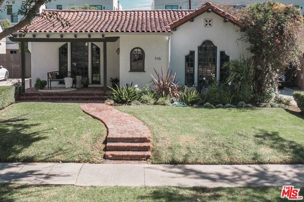316 S Crescent Drive, Beverly Hills, CA 90212 - MLS#: 21787670
