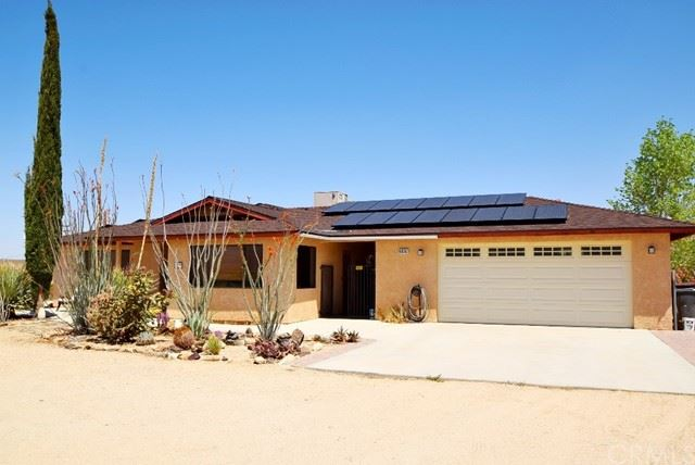 63252 Shifting Sands, Joshua Tree, CA 92252 - MLS#: JT21099670
