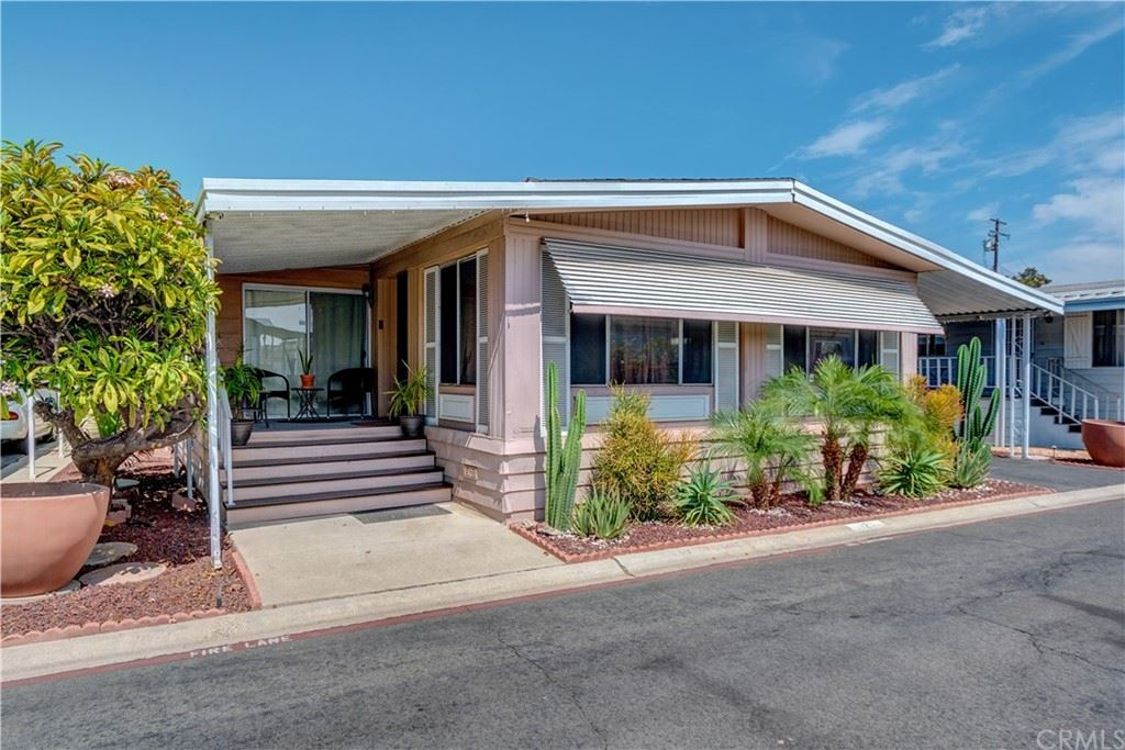 300 N Rampart Street #123, Orange, CA 92868 - MLS#: PW21172670