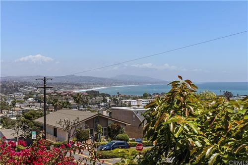 Tiny photo for 33972 Chula Vista Avenue, Dana Point, CA 92629 (MLS # OC21112671)