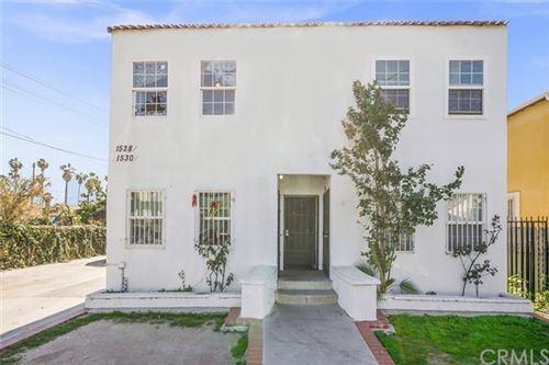 Photo of 1528 E 33rd Street, Los Angeles, CA 90001 (MLS # RS21039671)