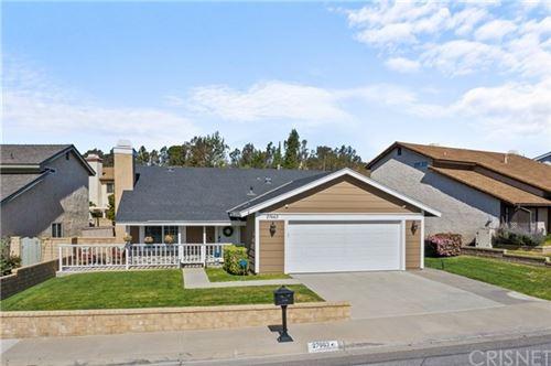 Photo of 27663 Caraway Lane, Saugus, CA 91350 (MLS # SR21074671)
