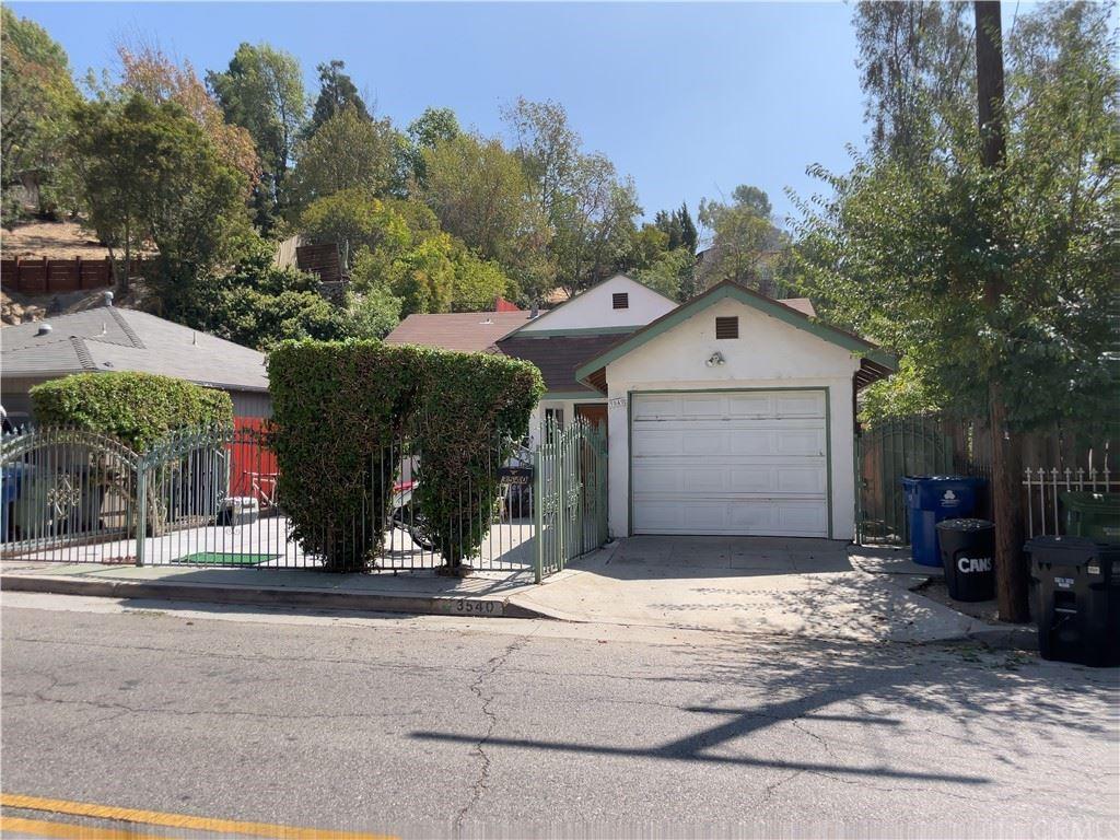 3540 Division Street, Los Angeles, CA 90065 - MLS#: SB21222671