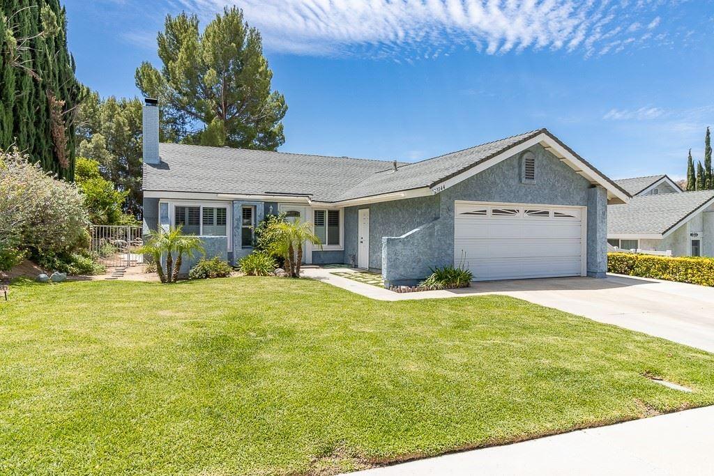 23144 Magnolia Glen Drive, Valencia, CA 91354 - #: SR21115671