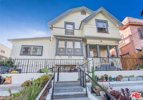 Photo of 329 Witmer Street, Los Angeles, CA 90017 (MLS # 20614672)