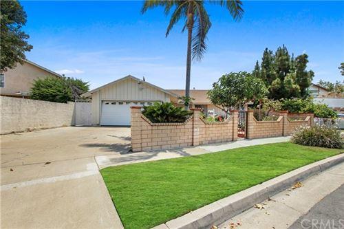 Photo of 3629 S Birch Street, Santa Ana, CA 92707 (MLS # PW21130672)