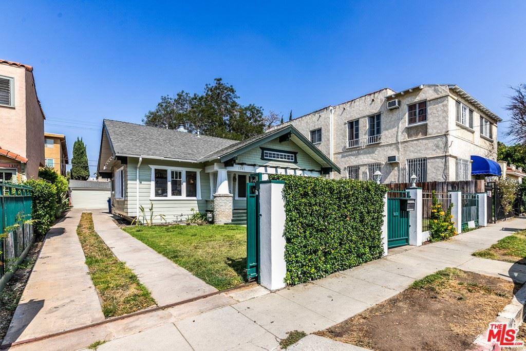 1341 N Mansfield Avenue, Los Angeles, CA 90028 - MLS#: 21765672