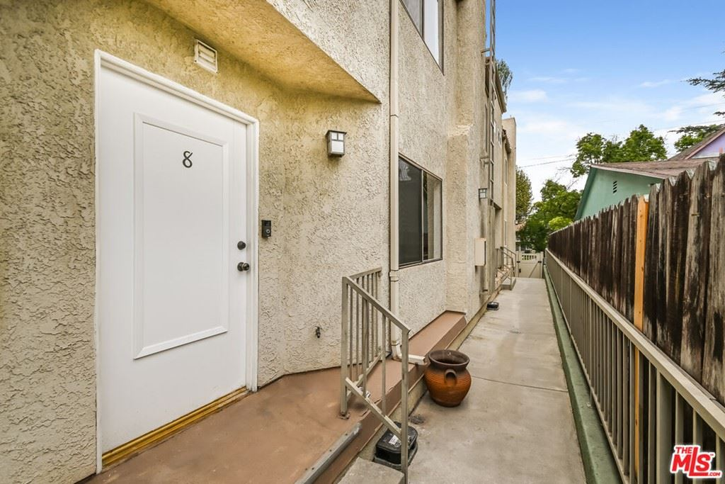 Photo of 319 N Hollywood Way #8, Burbank, CA 91505 (MLS # 21789672)
