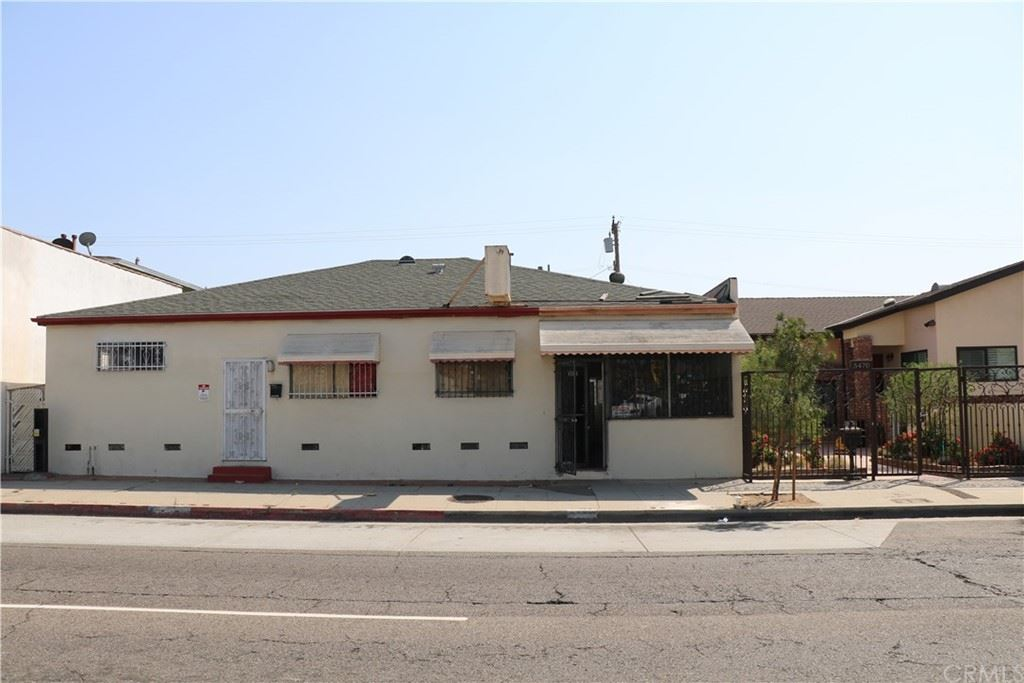5472 E Beverly Boulevard, Los Angeles, CA 90022 - MLS#: CV21217672