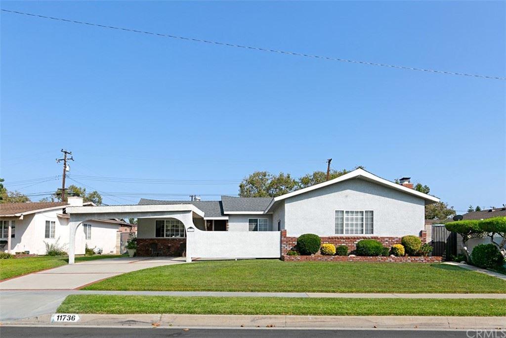 11736 Goldendale Drive Drive, La Mirada, CA 90638 - MLS#: PW21177673