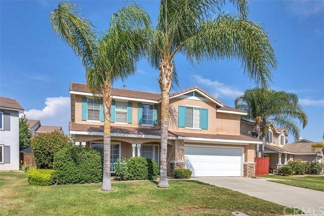 3865 Auburn Ridge Drive, Perris, CA 92571 - MLS#: SW20125673