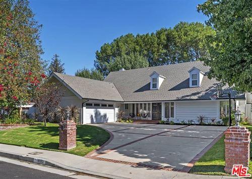 Photo of 4170 Tarrybrae Terrace, Tarzana, CA 91356 (MLS # 20646674)