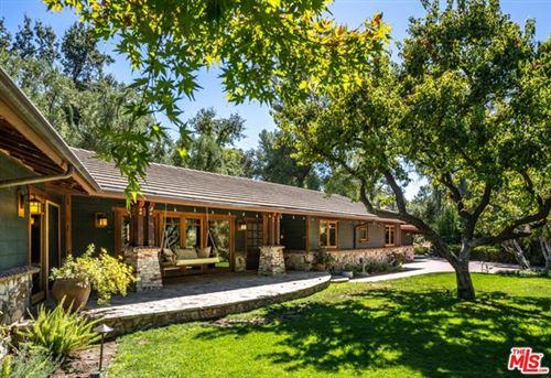 Photo of 24878 Long Valley Road, Hidden Hills, CA 91302 (MLS # 21682674)