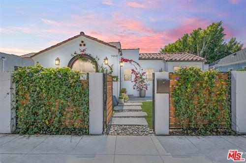 Photo of 7462 Clinton Street, Los Angeles, CA 90036 (MLS # 21713674)