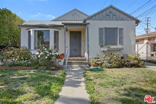 Photo of 10713 Tabor Street, Los Angeles, CA 90034 (MLS # 21715674)
