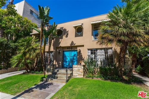 Photo of 450 S REXFORD Drive #4, Beverly Hills, CA 90212 (MLS # 21784674)