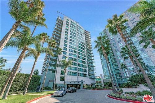 Photo of 13600 Marina Pointe Drive #605, Marina del Rey, CA 90292 (MLS # 21786674)