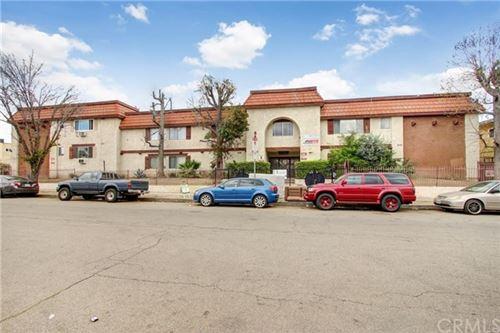 Photo of 8800 Cedros Avenue #212, Panorama City, CA 91402 (MLS # CV20054674)