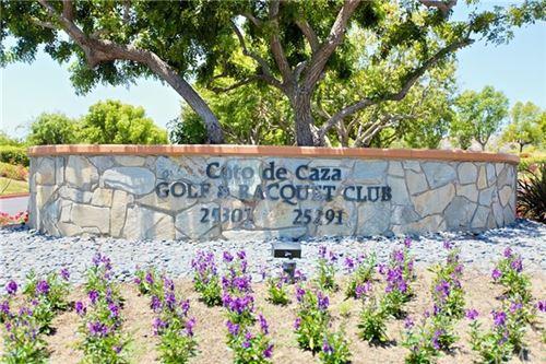 Tiny photo for 16 Shire, Coto de Caza, CA 92679 (MLS # OC20258674)