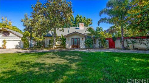 Photo of 5516 Calhoun Avenue, Sherman Oaks, CA 91401 (MLS # SR20149674)