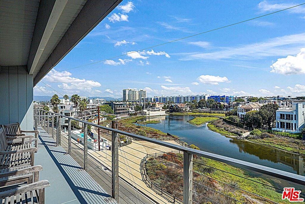 4105 Pacific Avenue #4, Marina del Rey, CA 90292 - MLS#: 21774674