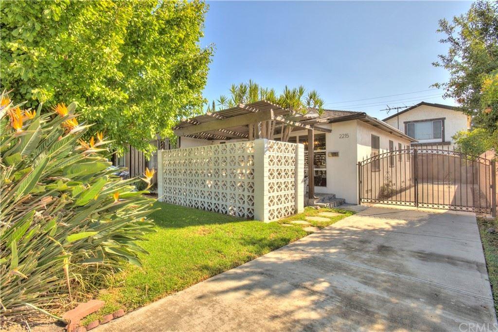 2215 S Ross Street, Santa Ana, CA 92707 - MLS#: PW21204674