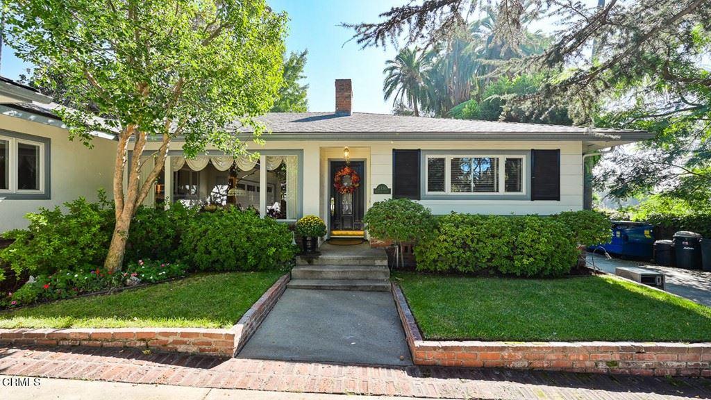 2336 N Holliston Avenue, Altadena, CA 91001 - MLS#: P1-6675