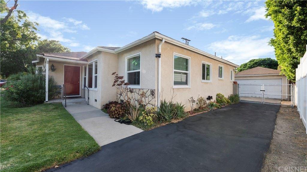 16845 Halper Street, Encino, CA 91436 - MLS#: SR21152675