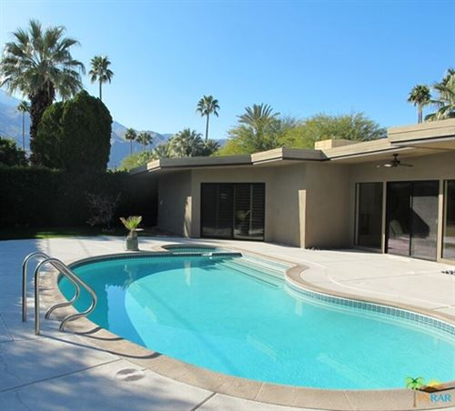 Photo of 2265 E AMADO Road, Palm Springs, CA 92262 (MLS # 20584676)