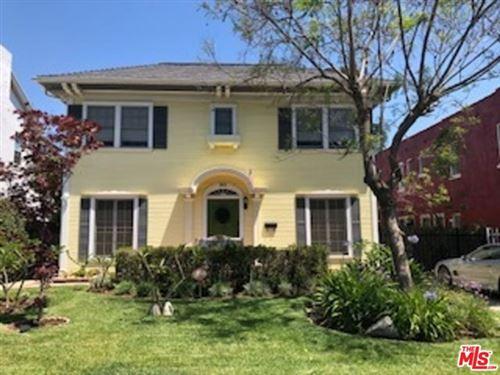 Photo of 860 S BRONSON Avenue, Los Angeles, CA 90005 (MLS # 20653676)