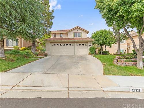 Photo of 28337 Bryce Drive, Castaic, CA 91384 (MLS # SR21130676)
