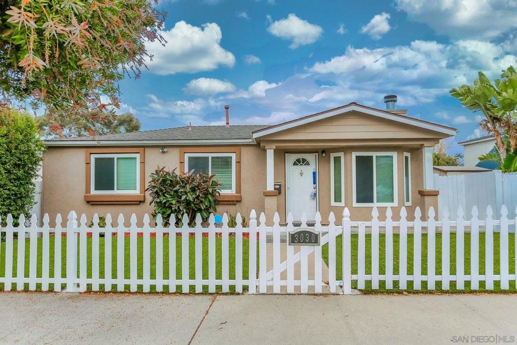 3030 Nile St, San Diego, CA 92104 - MLS#: 210018676