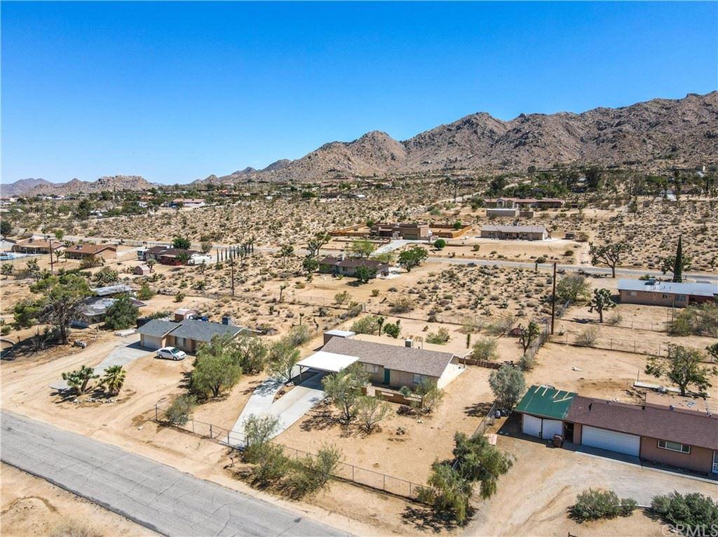 60373 La Mirada Trail, Joshua Tree, CA 92252 - MLS#: JT21166676