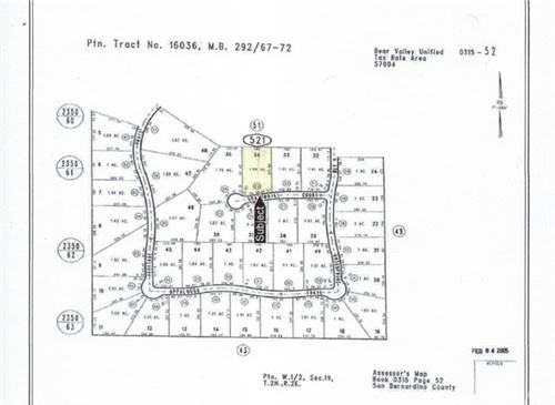 Photo of 1315 Shadowhill Court, Big Bear, CA 92314 (MLS # CV21033677)