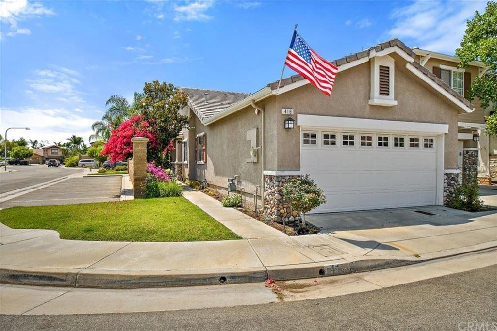 Photo of 419 Condor Avenue, Brea, CA 92823 (MLS # CV21156677)