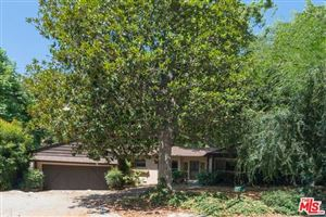 Photo of 3439 MANDEVILLE CANYON Road, Los Angeles, CA 90049 (MLS # 19497678)