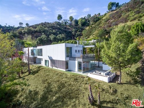 Photo of 1704 STONE CANYON Road, Los Angeles, CA 90077 (MLS # 20589678)