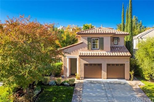 Photo of 26827 Cottonwood Court, Valencia, CA 91381 (MLS # SR20243678)