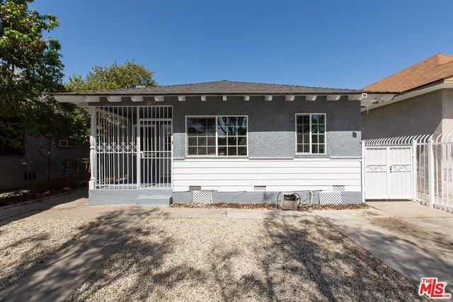 1217 E 23Rd Street, Los Angeles, CA 90011 - MLS#: 21716678