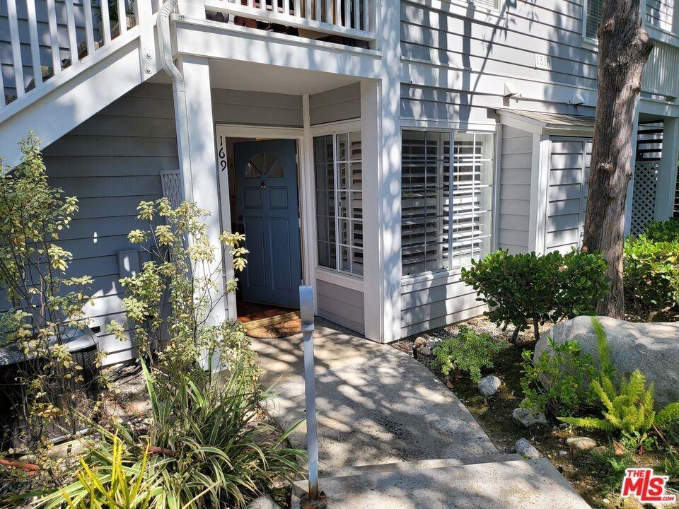 1318 W Park Western Drive #169, San Pedro, CA 90732 - MLS#: 21776678