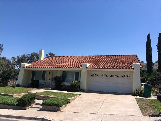 26871 Recodo Lane, Mission Viejo, CA 92691 - MLS#: OC20123678