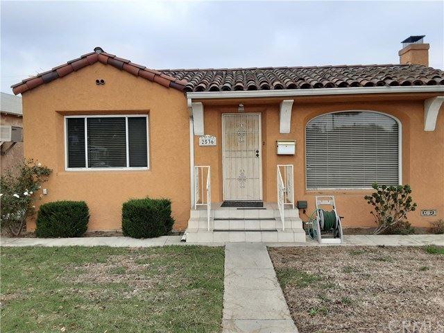 2536 Delta Avenue, Long Beach, CA 90810 - MLS#: PW20238678