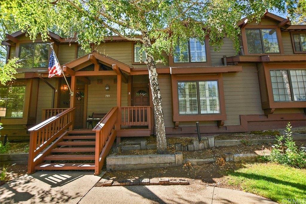 799 Cienega Road #B, Big Bear Lake, CA 92315 - MLS#: PW21166678